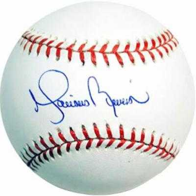 promo code 08c02 6f32f Mariano Rivera Autographed autographed Baseball (Steiner)